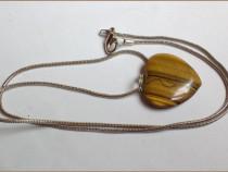 Medalion INIMA cu lantisor (1)