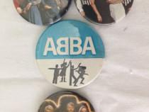 Insigne formatia ABBA