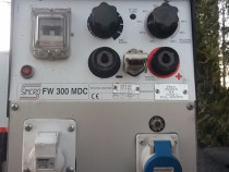 Iveco Aparat sudura compresor generator tensiune