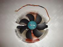 Cooler NorthQ procesor AMD 939 AM2 AM3 AM4 aluminiu cupru