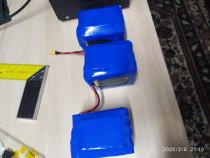 Baterii lithium 12.6v