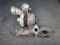 Turbo (turbosuflanta) vw 2.0d bkp bkd