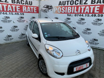 Citroen c1-2011-euro 5-posibilitate rate-