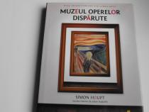 Album de arta muzeul operelor disparute simon houpt