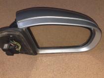 Oglinda dreapta retractabila electric Mercedes C w203 Gri