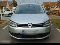 VW Sharan 2,0 TDI, 7 locuri, EURO 5