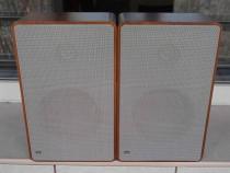 Boxe itt hyperion h2-50f,2 cai,30-50w,4ohm,vintage 1975