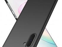 Samsung Note 9 10 10 Plus Husa Din Silicon Catifea Interior