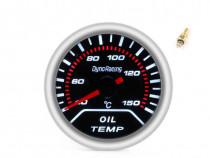 Ceas bord universal temperatura apa / ulei motor.
