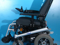 Carucior electric scaun batrani, handicap B+B Terra - 6 km/h