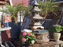 Fantana arteziana japoneza/fantani arteziene din beton/fanta