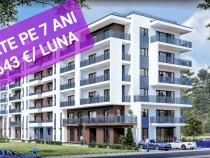 Apartament ( Studio)- Mamaia Nord / Sat -Rate 7 Ani
