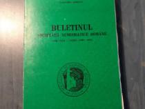 Buletinul societatii numismatice romane 1986 1991