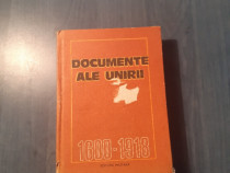 Documente ale unirii 1600-1918 C. Cazanisteanu