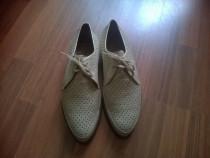 Pantofi din piele bărbătești mărimea 42