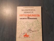 Rezistenta armata anticomunista din muntii Romabiei Ionitoiu