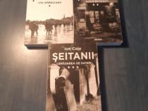Seitanii 3 volume de Ion Coja cu autograf