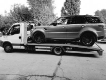 Platforma auto / tractări auto Băneasa avariate defecte