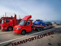 Tractionist transportor auto intern si international