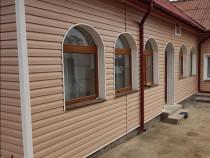 Lambriu PVC American Siding 3.81x0.205 Galben