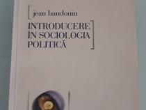 Jean baudouin introducere in sociologia politica