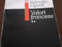 Valori franceze vol.2 de Valentin Lipatti