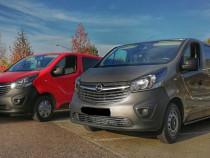Închiriez Opel Vivaro 8+1 locuri