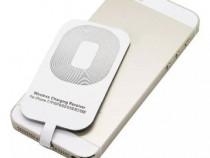 Incarcator wireless + adaptor IPhone