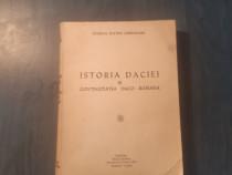Istoria Daciei si continuitatea Daco romana Platon Chirnoaga