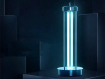 Lampa UVC bactericida + Ozonificare - 38W, telecomanda