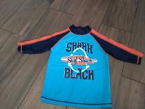 Bluza/tricou/costum UV inot/plaja 8 ani 128 cm TU