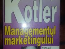 Managementul marketingului - Kotler