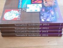 Medicina tematica rezidentiat 2011 - 2012