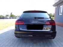 Bara/tobe(evacuari) spate Audi A6 C7/4G Facelift Completa