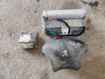 Airbag sofer si pasager peugeot 407