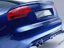 Difuzor prelungire bara spate Audi A4 B7 Sedan ABT 05-07 v2