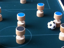 Joc teren fotbal