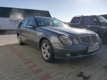 Mercedes E-class 220 Euro4