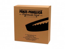 Panza fierastrau metal BERNARDO EBS 181 2360x20x10/14 MASTER