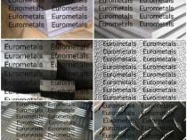 Tabla aluminiu lisa striata diamond quintet stucco placa