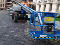 Inchiriere - Nacela Diesel 4X4 cu brat telescopic 22m/450kg