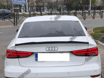 Eleron portbagaj Audi A3 S3 8V RS3 Sedan Limo 2013-2018 v1