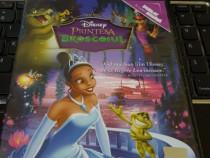 Dvd Disney Printesa si Broscoiul