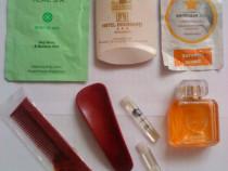 8 produse de igiena, noi, de hotel