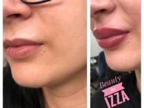 Micropigmentare —Tatuaj sprancene și contur buze