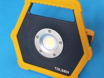 Lampa LED Industrial de lucru, 2 moduri, 350 lm si 1100 lm