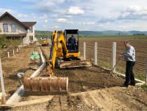 Închiriez escavator 5 t cu operator