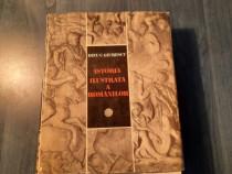 Istoria ilustrata a romanilor de Dinu C. Giurescu