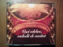 Voci celebre, melodii de neuitat, 5 CD-uri, Reader's Digest