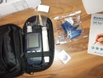 Glucometru nou,aparat de masurat glicemia codefree,accesorii